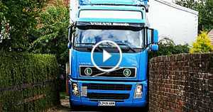 Amazing Truck Driving Skills 1 TN