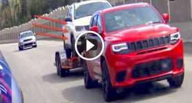 Hellcat Powered 2018 Grand Cherokee Trackhawk 2 TN