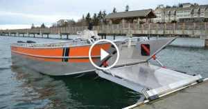 Landing System boat safely 3