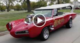 MONKEEMOBILE Pontiac GTO