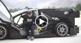Nissan GTR powered Ford Focus Pikes Peak Hill Climb 2017 4