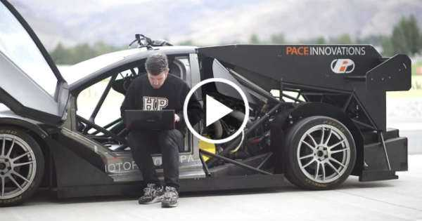 Pikes Peak Hill Climb 2017 >> The Nissan Gtr Powered Ford Focus Is Ready To Conquer The