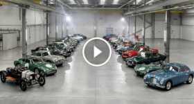 SUPERCAR CHAOS Aston Martin Vehicles Worth 80 MILLION 1 TN