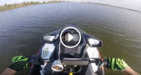 Turbo SeaDoo Makes Insane Sounds 2