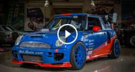 Twin Engine Mini Cooper Jay Leno 2