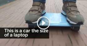 WalkCar Portable Vehicle carry bag 3