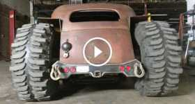 1935 4x4 Rat Rod off road 2