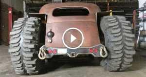 1935 4x4 Rat Rod off road 2