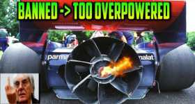 5 BANNED Race Cars overpowered 4