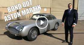 Aston Martin DB5 Review james bond 007 car iconic movie 1