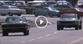 Bullit Car Chase scene mustang vs charger 2