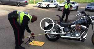 Cops Pull Over Guy For Decibel Test But Overheat His Bike Instead 1 TN