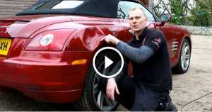 Extreme Dent Removal Chrysler