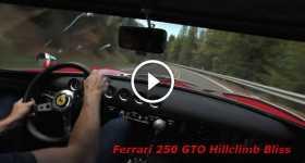 Ferrari Hillclimb Bliss Ferrari 250 GTO 4