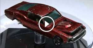 Hot Wheels 1968 Custom Mustang