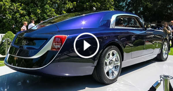 Get Inside The Rolls Royce Sweptail - The New Most ...