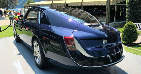 Get Inside The Rolls Royce Sweptail The New Most