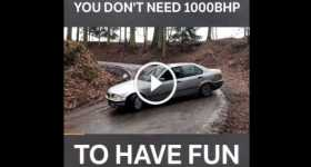 BMW Mountain Road Drifting Fun No money 1