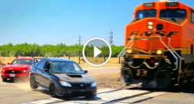 What Every Movie Street Race Looks Like parody 2