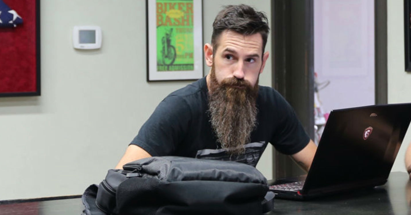 aaron kaufman launches his new business venture makes a. Black Bedroom Furniture Sets. Home Design Ideas