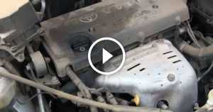 detail your cars engine