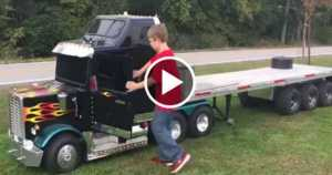 kart-powered-mini-truck