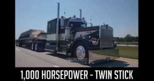 1000 horsepower jake brake twin stick 1979 kenworth 4
