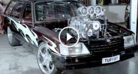 1000HP Homemade Wagon TUFFST Vk 21 years 1