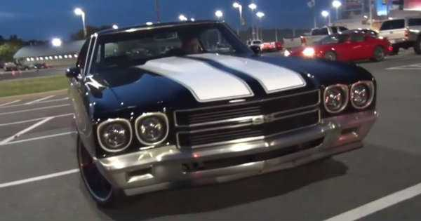 1970 Chevy Chevelle in PERFECT Condition 2