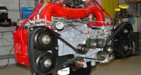 3D Printed Engine 6