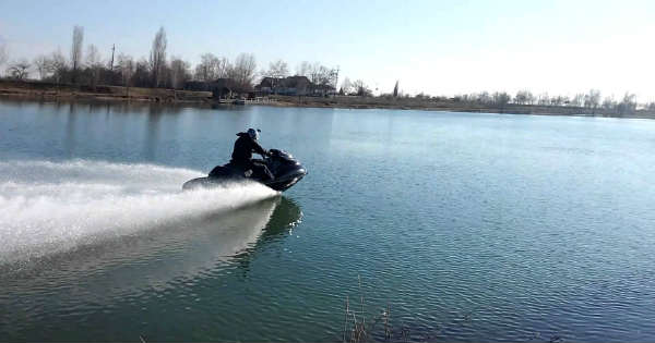 Almighty Jet Ski Has 500 HP 1 NPB