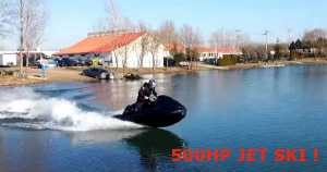 Almighty Jet Ski Has 500 HP 4