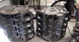 Big Block V8 Engines vs small block chevy 4