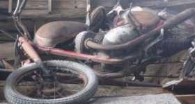 Bike Graveyard Upstate New York 11