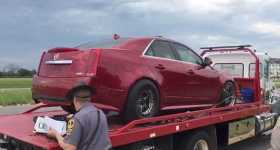 Cadillac CTS V Confiscated 1_1