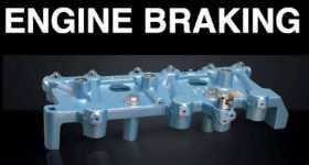 Experienced Drivers Engine Braking Brake 1 NPB