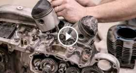Harley Sportster Engine Rebuilt 1 TN