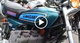 Kawasaki Motor 7 Cylinder 2 Stroke KH606 4