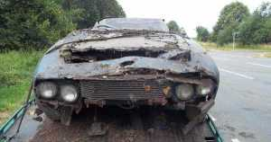 MK1 Jensen Interceptor For Sale But In Terrible Condition 2_1