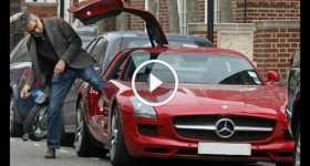 Rowan Atkinson EXOTIC Car Collection mr bean 2