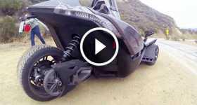 Street Test Polaris Slingshot Trike 1