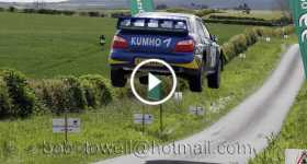 Subaru WRX STi Rally Car Jump At 136 MPH 1