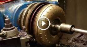 Torque Converter inside what see process 2