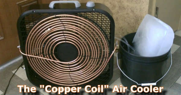 Turn Your FAN Into An Airconditioner AC 2