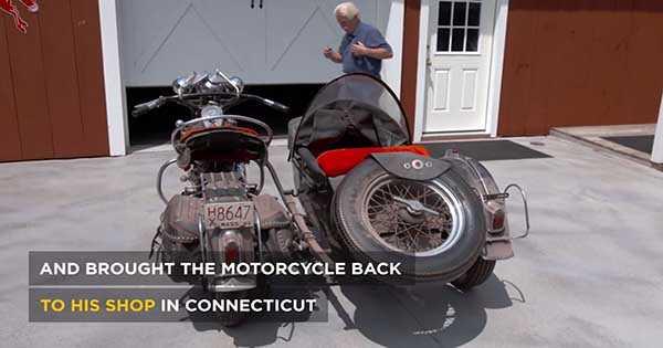 1948 Harley Davidson 2