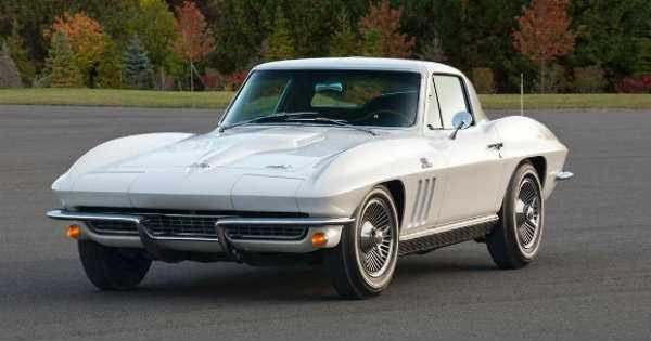 1966 Chevrolet Corvette Sting Ray Coupe Corvette History Best Cars