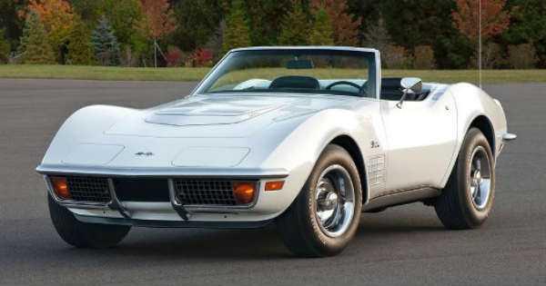 1972 Chevrolet Corvette Stingray Corvette History Best Cars