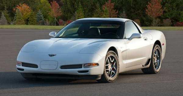2001 Chevrolet Corvette Coupe Corvette History Best Cars
