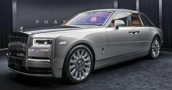 2018 Rolls Royce Phantom 1