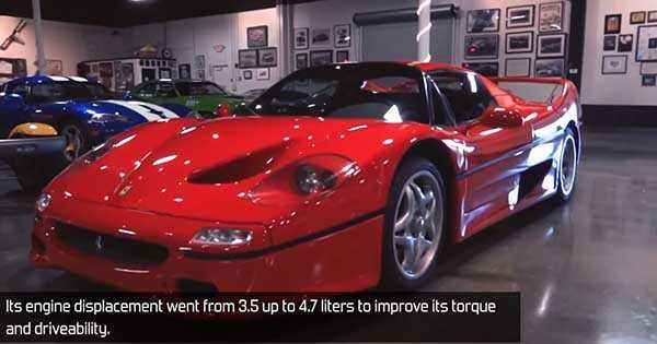 8 Cars Formula1 Engines 2